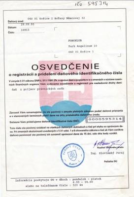 DIČ 1993
